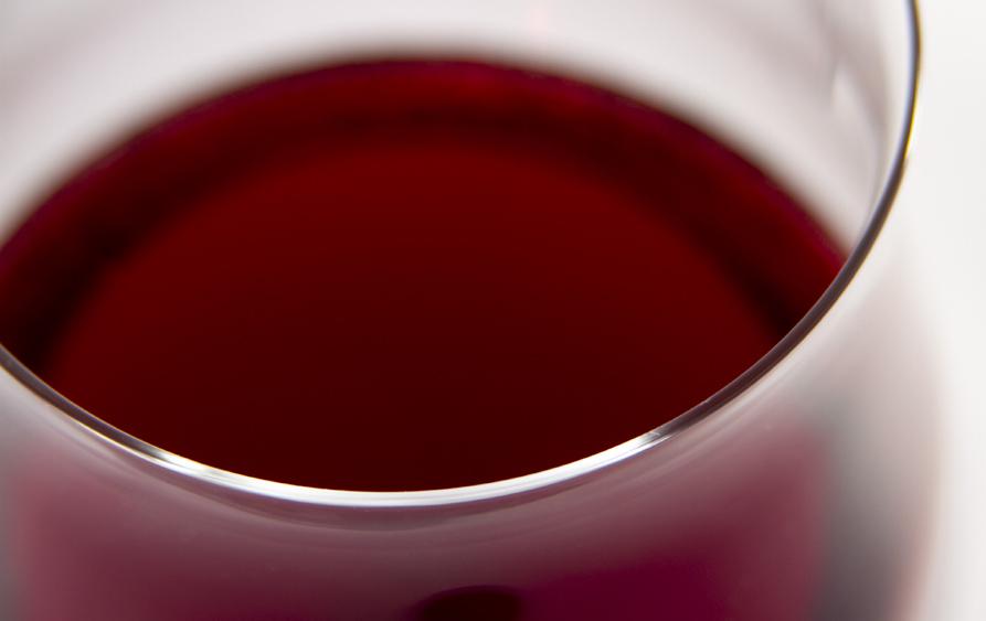 bicchiere di Tai Rosso